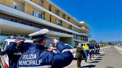 Photo of Emergenza Coronavirus: sindaco e Polizia Municipale ringraziano il personale sanitario – VIDEO