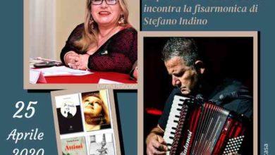 Photo of Emozionarsi on line: la poesia di Lorella Ronconi incontra la fisarmonica di Stefano Indino
