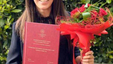 Photo of In Maremma c'è una nuova dottoressa: Federica si laurea in Economia e commercio