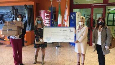 Photo of Emergenza Coronavirus: A.Gi.Mus dona oltre 7mila euro all'ospedale Misericordia
