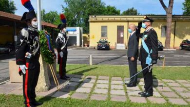 Photo of La celebrazione del 206° annuale di fondazione dell'Arma dei Carabinieri