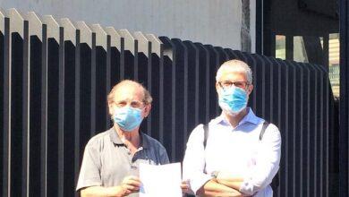 Photo of Incendio lapide di Porta Vecchia: l'Anpi presenta denuncia in Procura