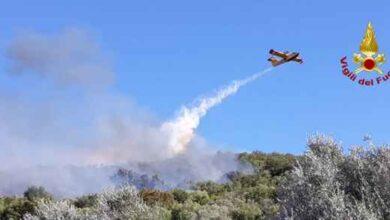 Photo of Incendi boschivi: vietato accendere fuochi fino al 13 settembre