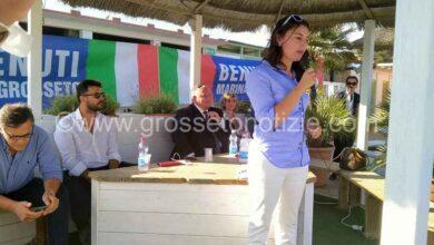"""Photo of Verso le Regionali, Susanna Ceccardi: """"Con me la Maremma diventerà un territorio di serie A"""""""