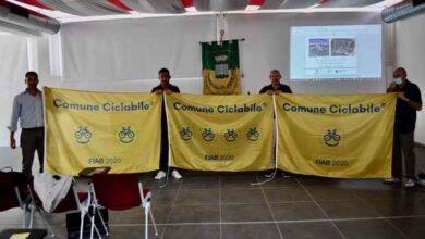 Photo of Comuni Ciclabili: le Colline Metallifere calano il tris e ricevono la bandiera gialla