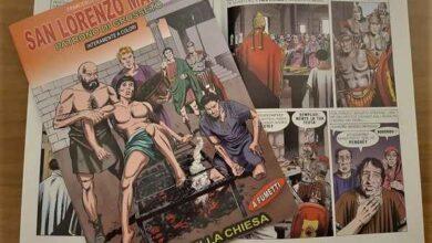 """Photo of """"San Lorenzo martire"""": ecco il fumetto sulla storia del patrono di Grosseto – VIDEO"""