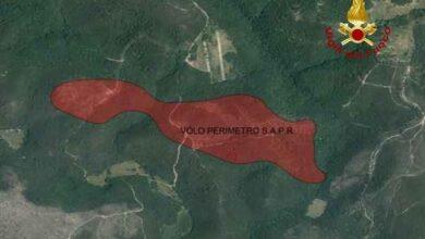 Photo of Incendio nel bosco: continuano le operazioni di spegnimento, bruciati 56 ettari – VIDEO