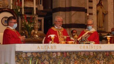 Photo of Festa di San Lorenzo: il vescovo ha presieduto la veglia di preghiera e celebrato il Pontificale