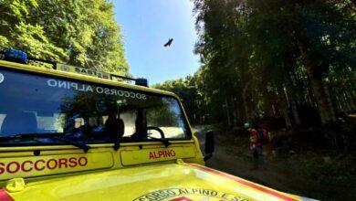 Photo of Uomo cade dopo un salto cn la bici sull'Amiata: trasportato all'ospedale in elisoccorso