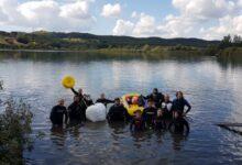 Photo of Lago dell'Accesa: Uisp, Consorzio Bonifica e Tartasub impegnati nella pulizia dei fondali
