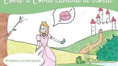 """Photo of """"Favole a Rovescio"""": al via la campagna per sensibilizzare i bambini all'uso della mascherina"""
