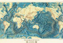 Photo of La prima mappa degli abissi in mostra ad Artemare Club