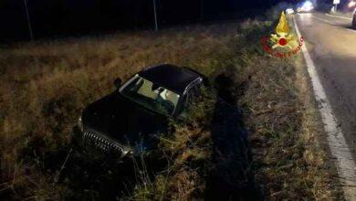 Photo of Incidente sulla strada di San Donato: auto esce fuori strada