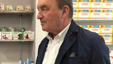 Photo of Le Farmacie comunali in lutto per la scomparsa di Rino Sarcoli