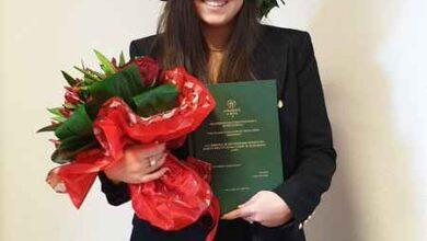 Photo of Una nuova laurea alla Fondazione Polo universitario: Arianna diventa dottoressa