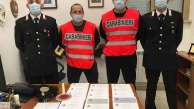 Photo of Falsi certificati per ottenere documenti: denunciate due persone dai Carabinieri