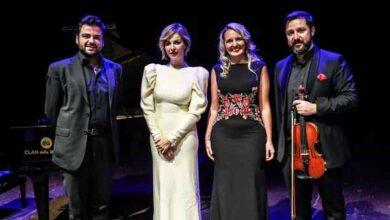 """Photo of """"La voce di ogni strumento"""": concerto omaggio a Beethoven con Violante Placido"""