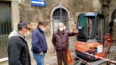 """Photo of Castel del Piano, sopralluogo di Ulmi per verificare danni da maltempo: """"Regione aiuti il paese"""""""