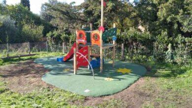 Photo of Riqualificato il parco pubblico della frazione: ecco i nuovi giochi per i bambini